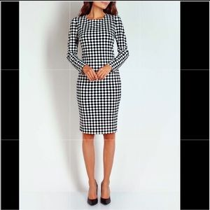 Style & Co Dresses - 🔵Style & Co. Black & White Checkered Dress